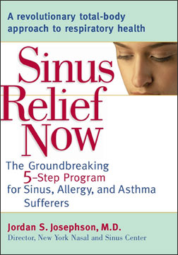 Sinus Relief Now Book